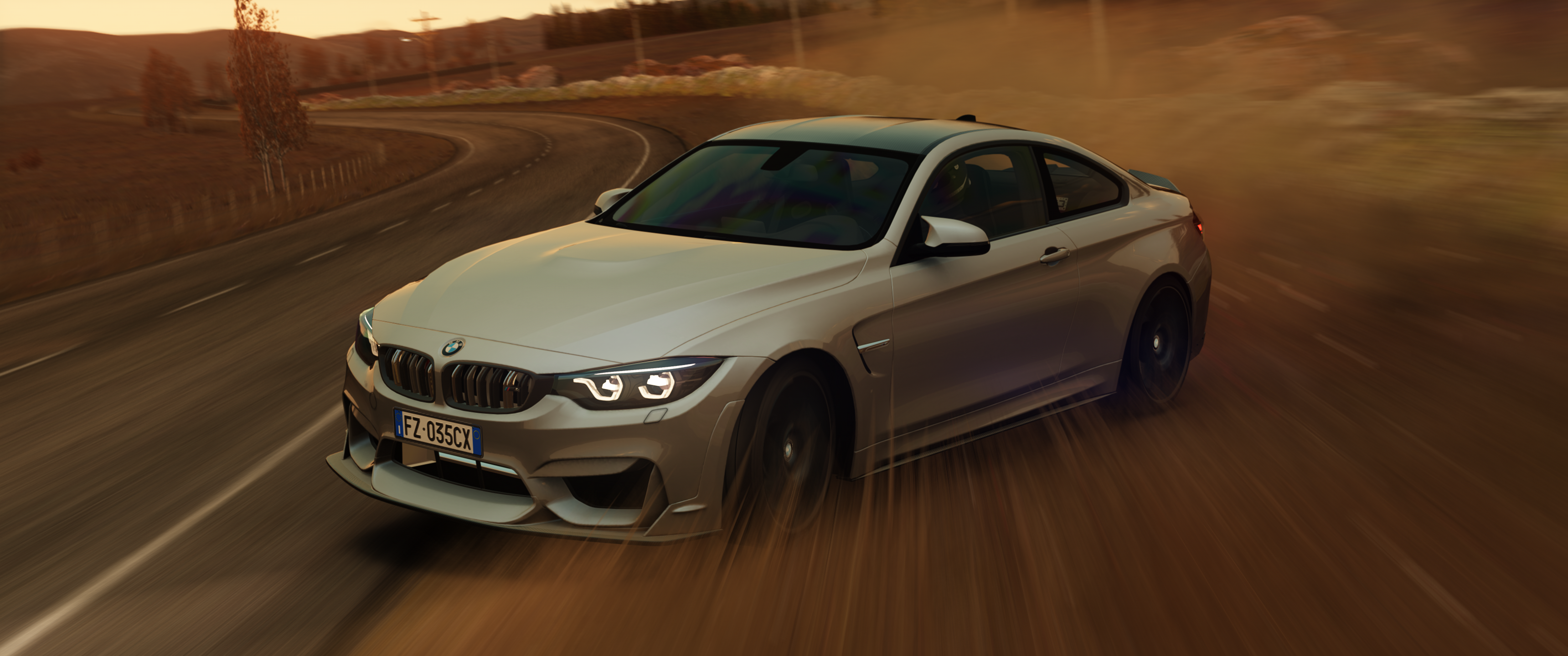 TRY OUR NEW M4.